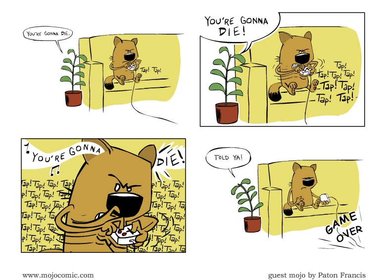Gueststrip by Paton