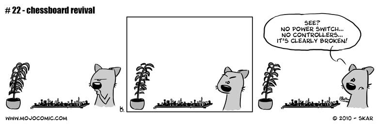Chessboard Revival