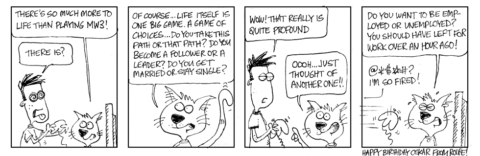Guest Strip By Rolfe